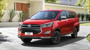 Toyota Innova Touring Sport Removed From Website: Special Edition MPV Discontinued?