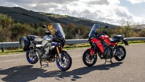 2021 Yamaha Tracer 9 & Tracer 9 GT Globally Unveiled: Japanese Middle-Weight Mile Munchers