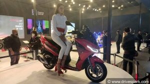 Aprilia SXR 160 Production To Begin In India: New Paint Scheme Unveiled