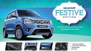 Maruti Introduces Festive Editions Of Alto, Celerio & WagonR Models: Here Are The Details