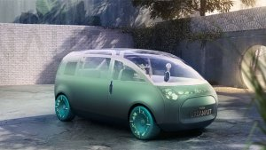 MINI Vision Urbanaut Concept Unveiled: An Interpretation Of 'A Vision Of Space'