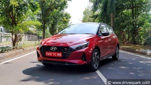 All-New Hyundai i20 Review (First Drive): Better Equipped To Take On Its Rivals?