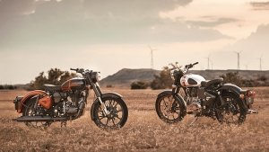 Royal Enfield Classic 350 Introduced In Two New Colour Schemes: Prices Start At Rs 1.83 Lakh
