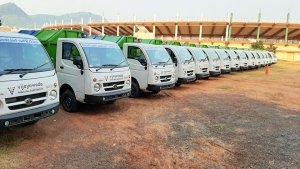 25 Tata Ace CNG Models Delivered To Vijayawada Municipal Corporation: Here Are All Details