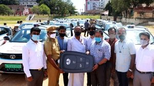 Tata Motors Delivers 65 Nexon EVs To The Government Of Kerala: Read More To Find Out