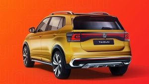 Volkswagen Taigun SUV Listed On Official Indian Website: Will Rival The Hyundai Creta