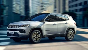 New Jeep Compass Facelift India Launch Date Revealed: Rivals The Volkswagen T-Roc