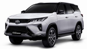 2021 Toyota Fortuner Facelift India Launch Date Revealed: Will Rival The MG Gloster