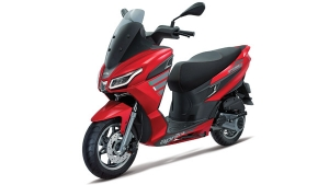 Aprilia SXR 160 Maxi-Scooter Launched In India: Prices Start At Rs 1.26 Lakh