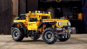LEGO Technic Jeep Wrangler Rubicon Model Revealed: Will Be Available From January 2021