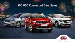 Kia Motors Becomes First Brand In India To Sell Over 1 Lakh Cars With Connected Tech: Here Are The Details!