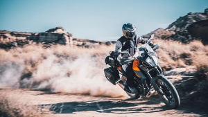KTM 390 Adventure Now Comes With Spoke Wheels: Here Are The Details