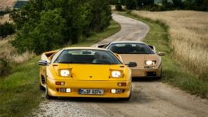 Lamborghini Diablo Celebrates 30th Year Anniversary: The Italian Thoroughbred From The 90's