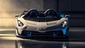 Lamborghini Squadra Corse SC20 Unveiled: A Unique One-Off Open Top Track Car
