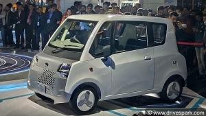 Mahindra Atom Production-Ready Model Spied Ahead Of India Launch: Pics & Details