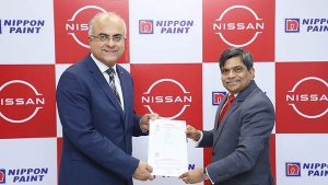Nissan India & Nippon Paint Partners To Supply Workshop Inventory: Here Are All Details