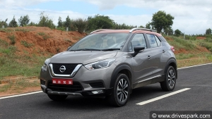 Nissan Kicks SUV Year-End Discounts & Benefits: December Offers Of Up To Rs 65,000 Available