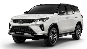 Toyota Fortuner Legender Variant Spied Yet Again Ahead Of Its Launch: Spy Pics & Details