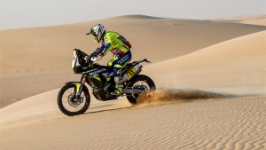 TVS Racing Factory Team Announces Its Exit From The 2021 Dakar Rally: Here Are The Details!