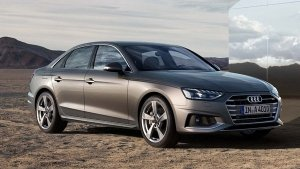 Audi A4 Facelift Launch Date Officially Revealed: Will Rival The Mercedes-Benz C-Class
