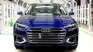 Audi A4 Facelift Production Commences In India Ahead Of Early-2021 Launch: Will Rival The BMW 3 Series