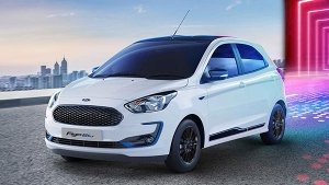 New Ford Figo Could Recieve Petrol Engine From Mahindra: Expected To Arrive Next Year