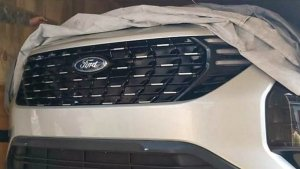 New Ford SUV Spied For The First Time Ahead Of Its Expected Launch In Mid-2021: Spy Pics & Details