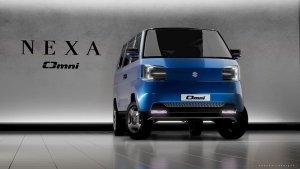 Maruti Suzuki Omni EV Concept Rendered By A Design Student: Here Are The Details!