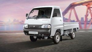 Maruti Suzuki Super Carry Cross 70,000 Units In Sales: New Milestone Achieved