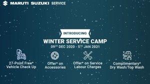 Maruti Suzuki Announce Winter Service Camp Across India: Here Are The Details!