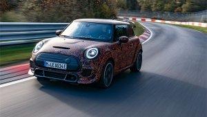 Mini Cooper John Cooper Works GP Electric Concept Breaks Cover: To Become The Fastest Mini