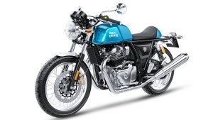 2021 Royal Enfield Continental GT650 Spied Ahead Of Launch: Spy Pics & Details