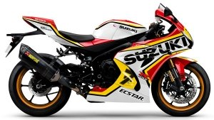 Suzuki GSX-R 1000R Legend Edition Revealed Globally: A Tribute To All Suzuki MotoGP Champions