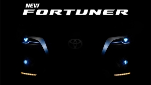 New Toyota Fortuner Facelift & Legender Variant Teasers Released: India Launch Scheduled For Next Week!