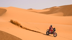 Dakar Rally 2021 Stage 8 Results & Highlights: Buhler Scores Top 10 For Hero MotoSports