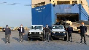 Maruti Suzuki Jimny Exports Begin In India: First Batch SUVs Shipped Overseas