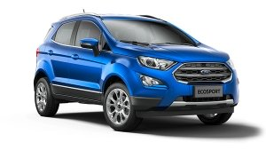 2021 Ford EcoSport Compact-SUV Launched In India: Prices Start At Rs 7.99 Lakh