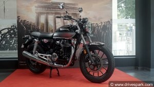 Honda H'ness CB 350 Prices Hiked For The First Time Since Launch: Here Is The New Price List!