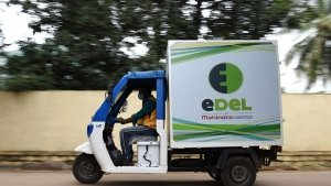 Mahindra Logistics Launches 'EDel': An Electric Last-Mile Delivery Service