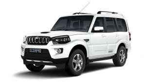 Next-Gen Mahindra Scorpio Spotted Testing Once Again: Here Are All The Details