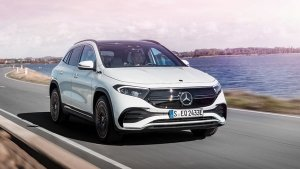 Mercedes-Benz EQA Globally Unveiled: The Newest Entry-Level Electric SUV From Germany!