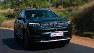2021 Jeep Compass Facelift SUV Unveiled In India: Here Are All The Details