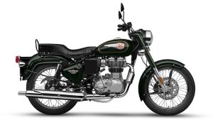 Royal Enfield Bullet 350 Launched In Forest Green Colour Scheme: Priced At Rs 1.33 Lakh