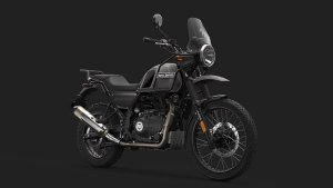 2021 Royal Enfield Himalayan Spied Testing With Tripper Navigation System: Pics & Details