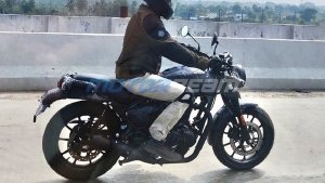 Royal Enfield Hunter Spied Testing Revealing New Details Ahead Of Launch: Pics & Details