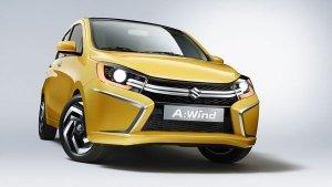 Next-Generation Maruti Suzuki Celerio Spotted Undisguised Ahead Of India Launch: Pics & Details