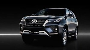 2021 Toyota Fortuner Facelift With New Legender Variant Launched In India: Prices Start At Rs 29.98 Lakh