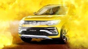Volkswagen Taigun Teased Again Ahead Of India Launch: Will Rival Kia Seltos