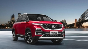 2021 MG Hector Petrol-CVT Trims Launched In India: Prices Start At Rs 16.52 Lakh