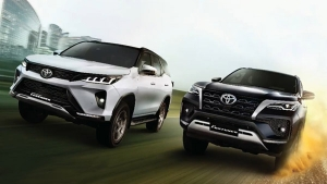 New Toyota Fortuner & Legender Receive Over 5,000 Bookings Since The Time Of Launch: Read More To Find Out